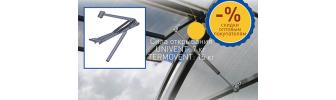 Автоматические открыватели для теплиц TERMOVENT и UNIVENT (Дания)
