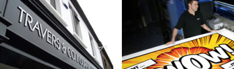 Лист ПВХ Foamalux White 3 и 4 мм