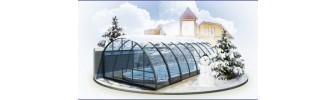 Павильоны для бассейнов из поликарбоната
