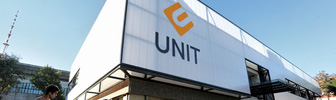 Компания Амиран XXI приняла участие в строительстве  школы для IT-специалистов «Unit Factory»
