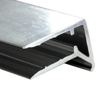 Алюминиевый торцевой профиль