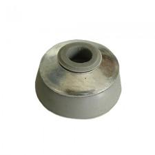 Спейсер (бронза серый диаметр отверстия 63)