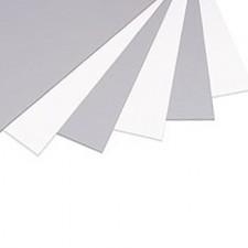 Плоский жесткий светонепроницаемый ПВХ лист PALOPAQUE