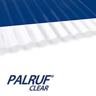 Профилированный ПВХ лист PALRUF