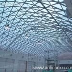 Применение монолитного поликарбоната в строительстве. Накрытие крыши поликарбонатом.