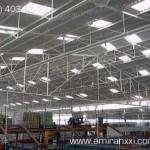 Применение монолитного поликарбоната в строительстве. Зенитные фонари из поликарбоната.
