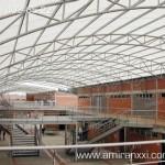 Применение профилированного поликарбоната в строительстве. Крыша из поликарбоната.