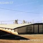Применение сотовый поликарбоната в строительстве. Ферма из поликарбоната.