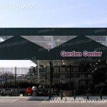 Применение монолитного поликарбоната в строительстве. Фасад из поликарбоната.